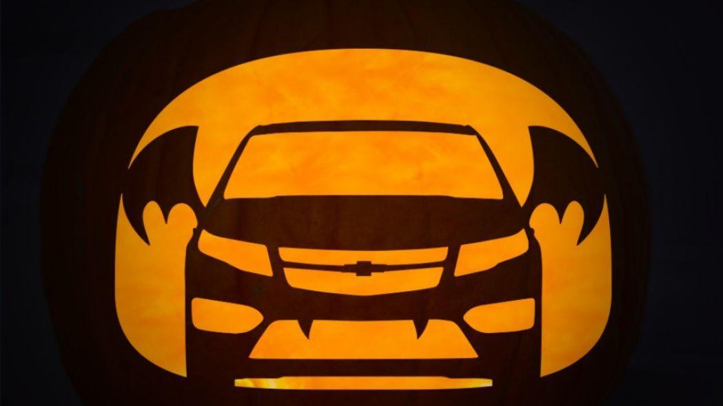 Getaround Jack O Lantern Stencils