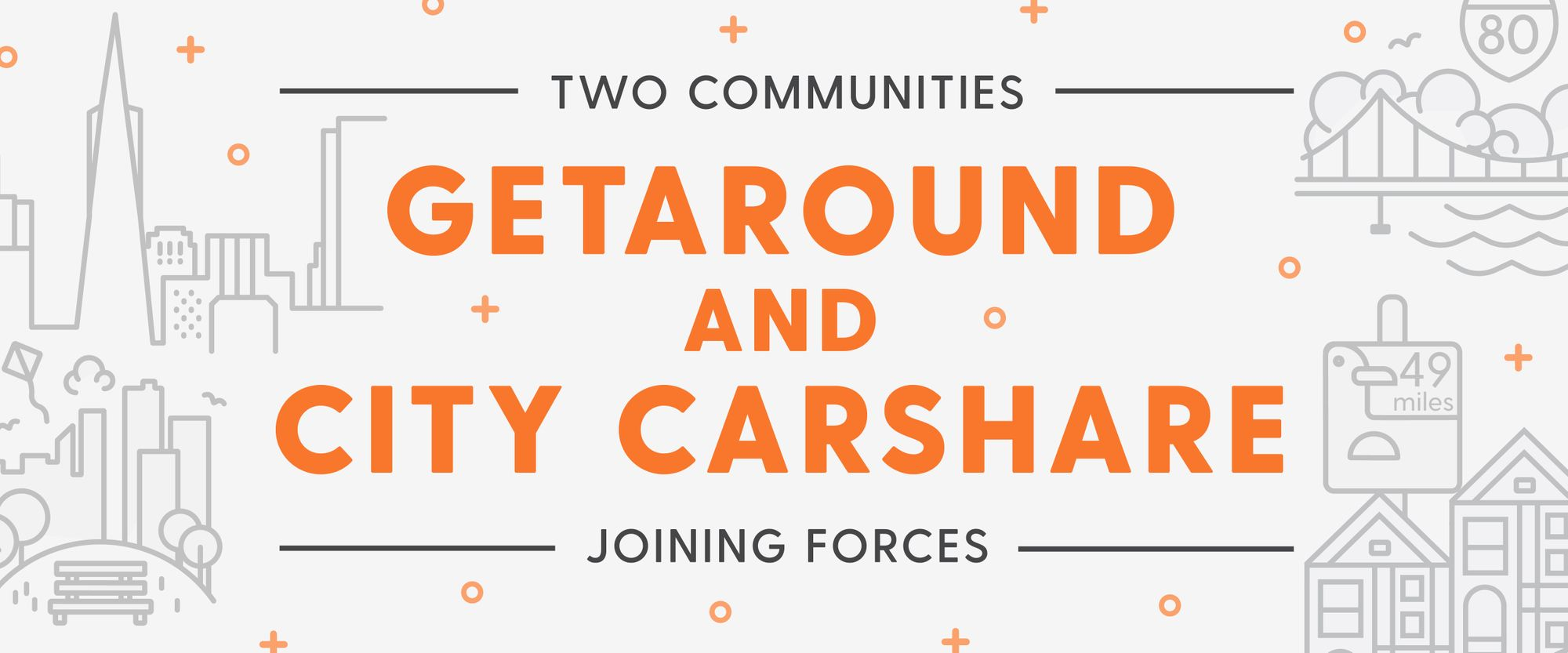 Getaround and City CarShare join forces