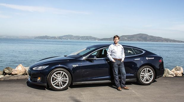 Make Money By Buying, and Then Renting, a Tesla Model S