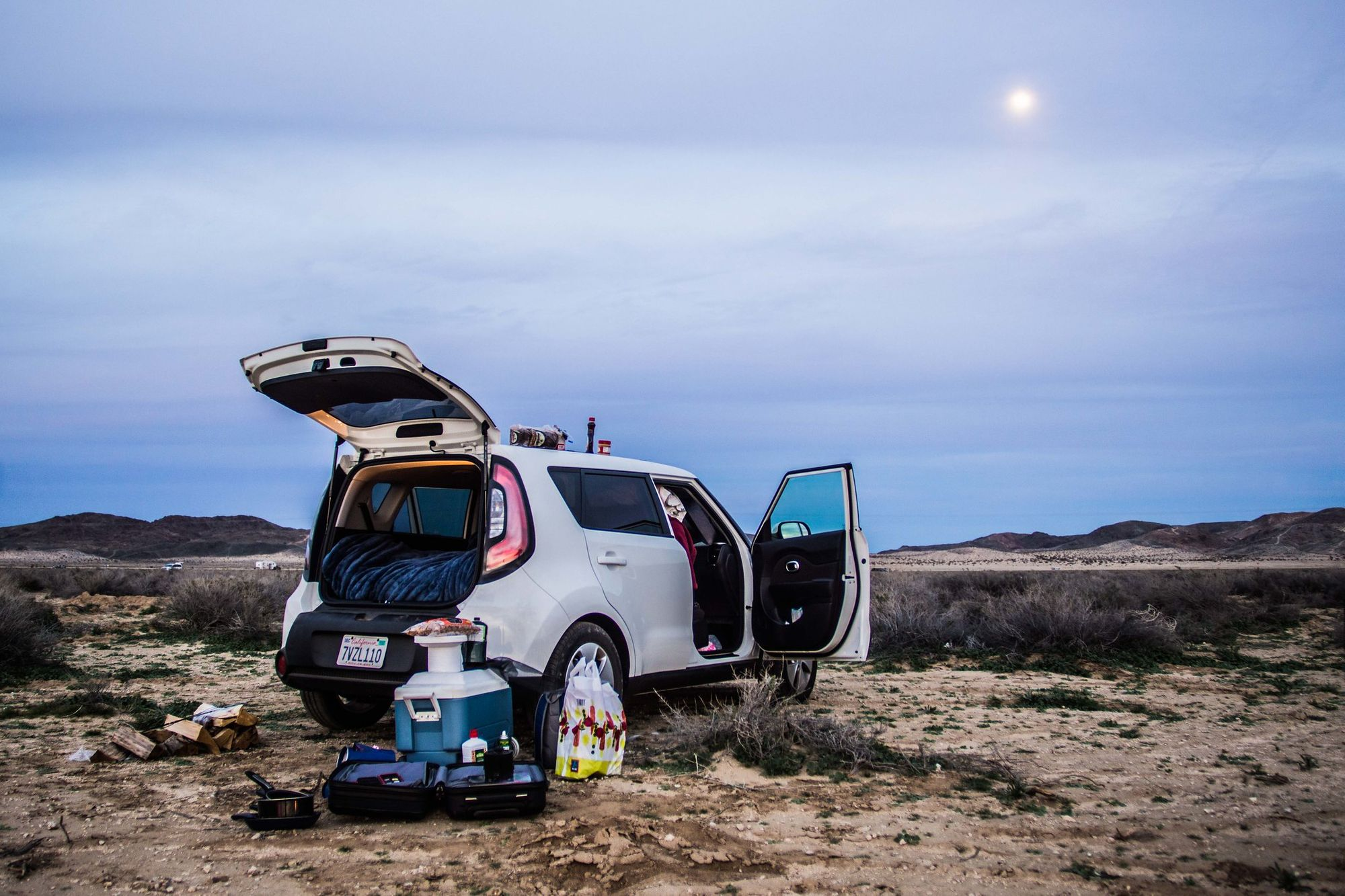 Get out there: fall car camping destinations
