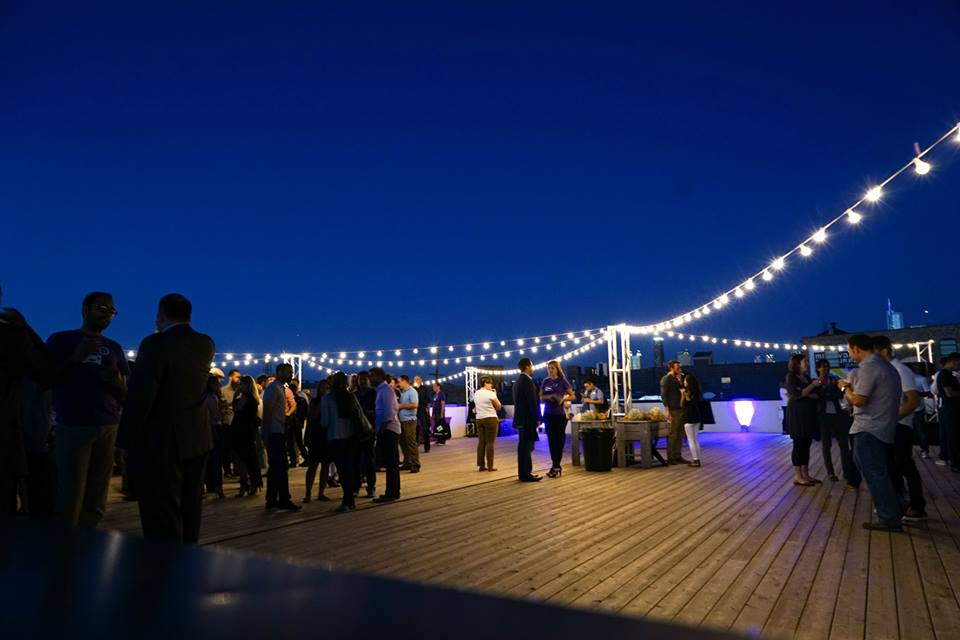 A look inside the Getaround Chicago launch party