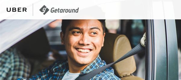 Turn your time into money with Getaround and Uber