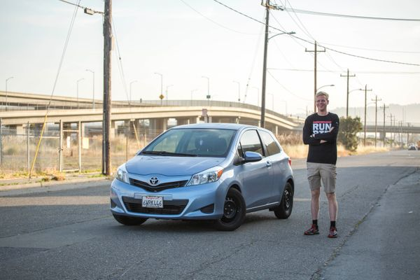 Earning big with a 'budgetballin' Yaris: A #gogetter story