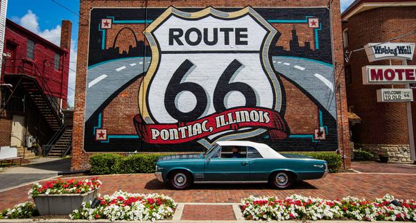 Getaround to America's most iconic roads