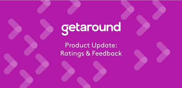 Product Update: Ratings &  Feedback
